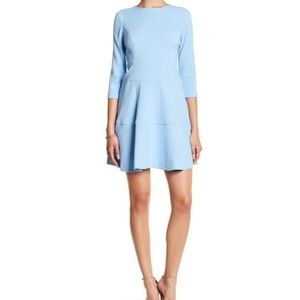 Vince Camuto Jersey fit and Flare dress